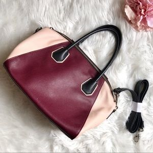 NWOT Express Faux Leather Crossbody